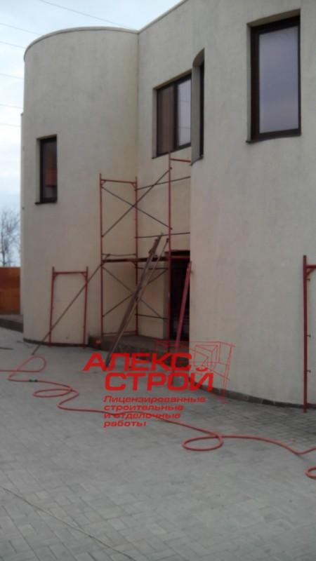 Идеи по отделки фасада дома